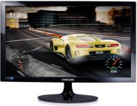 "Монитор 24"" Samsung S24D332H black (TN, 1920x1080, 16:9, 170/160, 250cd/m2, 1000:1, 1ms, VGA, HDMI) (LS24D332HSO/RU)"