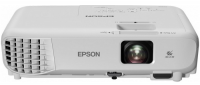 Проектор Epson EB-S05 white (LCD, 800x600, 3200Lm, 15000:1, 2.4 kg) (V11H838040)